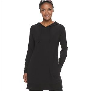 Women's Tek Gear® French Terry Hooded Tunic